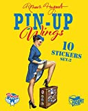 Pin-Up Wings - Pochette de stickers Pin-Up