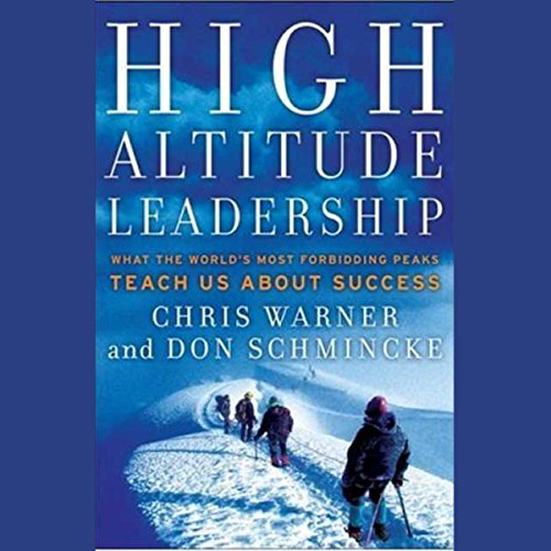 High Altitude Leadership  Audiolibri