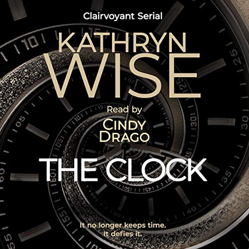The Clock audiobook cover art