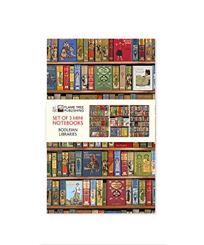 Dreier Set Mini-Notizbücher: Bodleian Libraries: Unser beliebten Mini-Notizbücher im 3er-Pack mit flexiblen, künstlerisch gestalteten Einbänden mit ... des Künstlers (Mini-Notizbücher (3er-Pack))