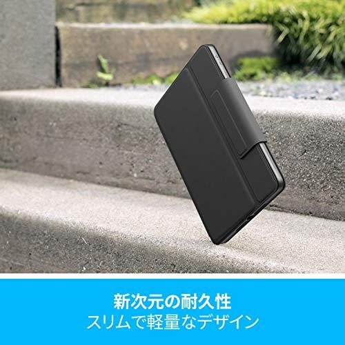 ロジクールiPad10.2インチ対応第7世代キーボードiK1054BKAグラファイトRUGGEDFOLIO薄型スマートコネクター対応キーボード一体型ケース国内正規品2年間メーカー保証