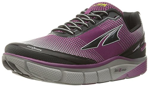 ALTRA Women's Torin 2.5 Trail Runner, Purple/Gray, 6 M US