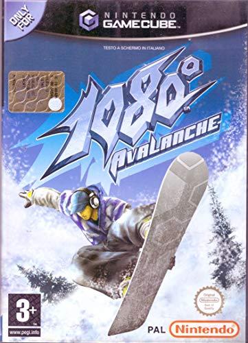 Gamecube - 1080° Avalanche - [PAL ITA - MULTILANGUAGE]