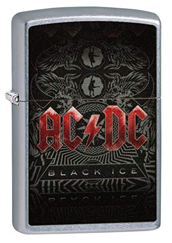 Zippo Feuerzeug, Messing, Individual Design, Original Pocketsize