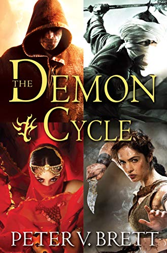 The Demon Cycle 5-Book Bundle: The Warded Man, The Desert Spear, The Daylight War, The Skull Throne, The Core (English Edition)