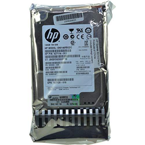 HP 512744-001 - Disco duro (Serial Attached SCSI (SAS), 146 GB,...