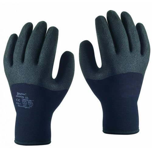 Advanced Dickies Skytec Argon Handschuhe schwarz groß (1Paar)–-