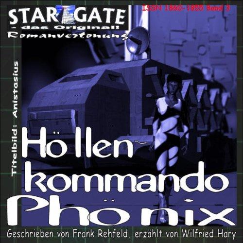 Höllenkommando Phönix (Star Gate 3) Titelbild
