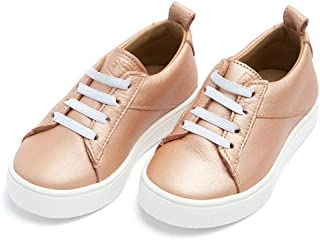 Freshly Picked - Little/Big Girl Boy Kids Leather Classic Lace Up Sneaker - Little Kid Sizes 5-13