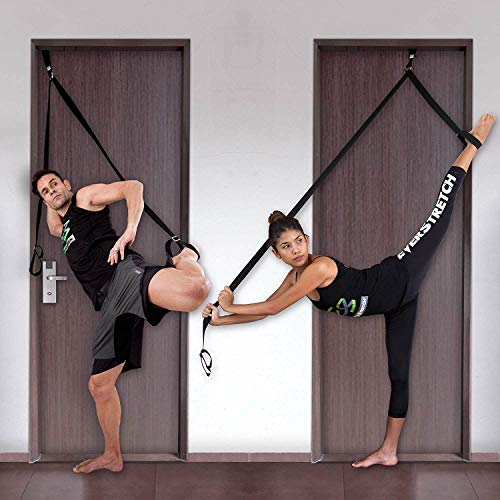 Product Image 5: EverStretch Leg Stretcher: Get More Flexible with The Door Flexibility Trainer LITE Premium Stretching Equipment for Ballet, Dance, MMA, Taekwondo & Gymnastics. Your own Portable Stretch Machine!