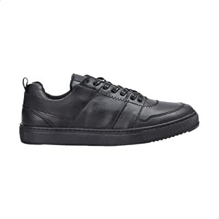 Grinta Pull-Tab Low-Top Lace-up Fashion Sneakers Shoes For Men