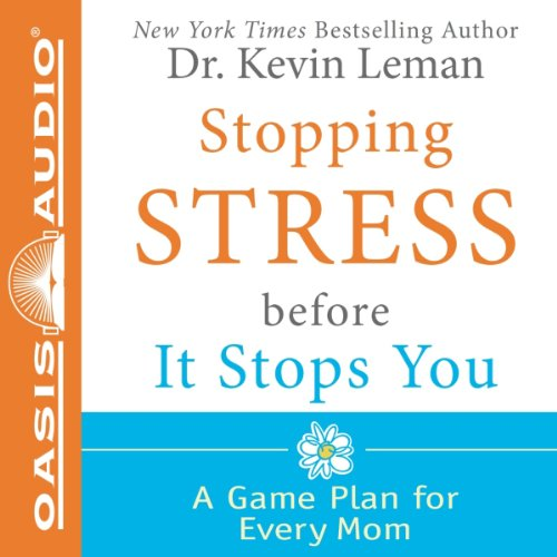 Stopping Stress Before It Stops You audiobook cover art