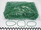 Progom - Gomas Elasticas - 100(Ø64) mm x 1.7 mm -Verde- bolsa de1kg