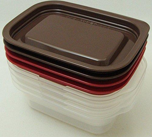 タニタ保存容器レンジ対応KH-003BRタニタ食堂おすすめ