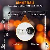 Zoom IMG-1 babacom luci natale esterno impermeabile
