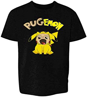 Pop Threads Funny Dogs Gifts for Dog Lover Puppy Doggo Cute Youth Kids Girl Boy T-Shirt