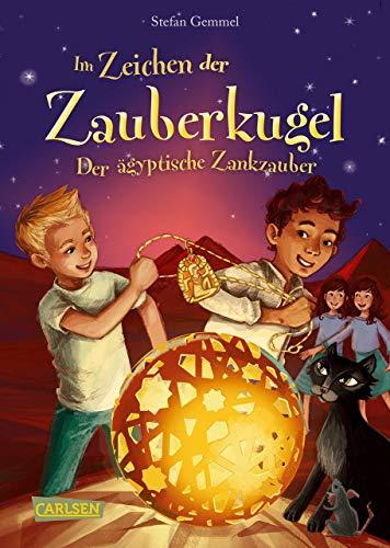 Im Zeichen der Zauberkugel 3: Der ägyptische Zankzauber (3)