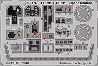 Eduard 1:48 SuColor PEr Etendard Color PE Detail Set for Kitty Hawk #FE791