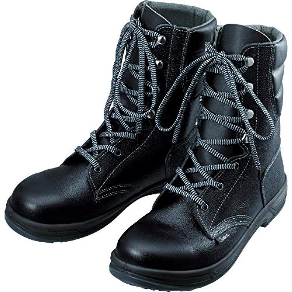 喜劇蒸発取り替えるシモン/シモン 安全靴 長編上靴 SS33黒 29.0cm(2528860) SS33-29.0 [その他]