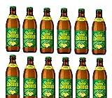 12 Flaschen Krombacher Limobier Zitrone naturtrüb mit 1,5% Vol. inclusiv 0.48€ MEHRWEG Pfand...