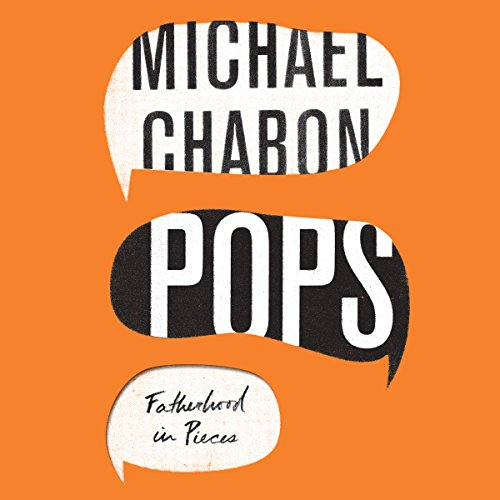 Pops audiobook cover art