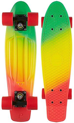 """Penny no - Skateboard, Color Multicolor, Talla 22"""""""
