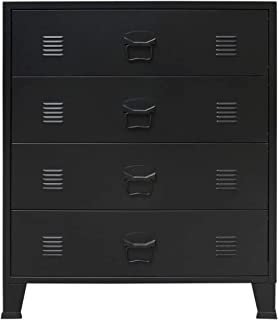 Cassettiere In Metallo Usate.Amazon It Cassettiera Metallo