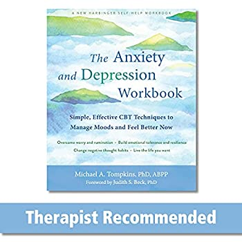 anxiety and depression workbook