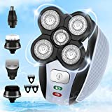 iwoole Head Shaver for Bald Men,5 in 1 Electric Shavers...