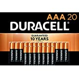 Duracell - CopperTop AAA Alkaline Batteries - long lasting,...