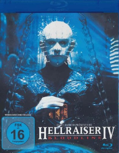 Hellraiser 4 - Bloodline [Blu-ray]