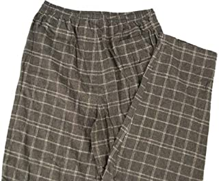 Nautica Sleepwear Men's Sterling Plaid Flannel Pant