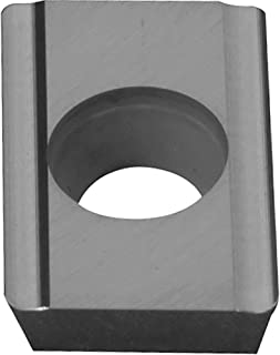KYOCERA SPG321 TC30 Milling Insert Cermet Right Hand TC30 Grade SPG 0.0160 Corner Radius 4 Cutting Edges Square