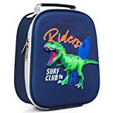 Kids Boys Toddlers Lunch Box, Cooler Insulated Lunch Bag Dinosaur 3D Molded, ZIPOUTE Thermal Lunch...