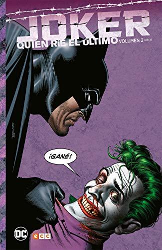 Joker: Quién ríe último: Joker: Quien ríe el último vol. 02 (de 2)