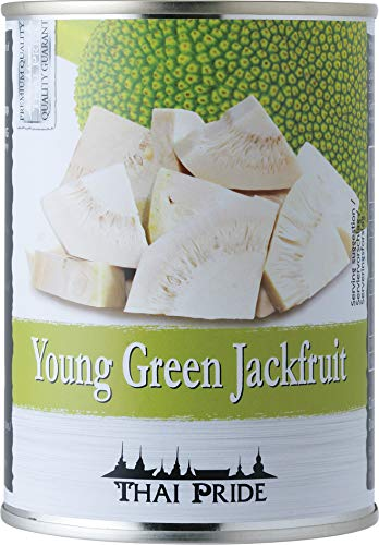 Thai Pride Jackfruit in Salzlake, 6er Pack (6 x 540 g)