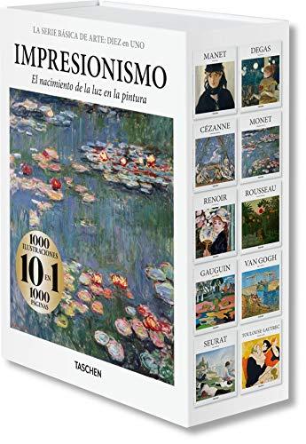 La serie Básica De Arte: Diez en uno. Impresionismo