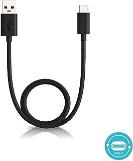Motorola SJ6473ET1 Cable USB a Tipo C, Color Negro
