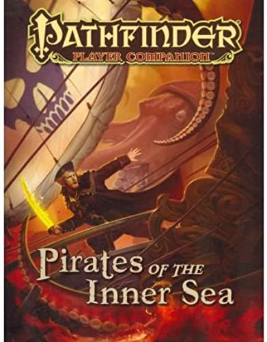 (PATHFINDER PLAYER COMPANION  PIRATES OF THE INNER SEA) BY [SCOTT, AMBER E.](AUTHOR)GAME