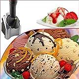 Fabricante de postre congelado de lujo, máquina de fabricante de helados para hogar, máquina de sirviente de fruta saludable, fabricante de helados de fruta casera,