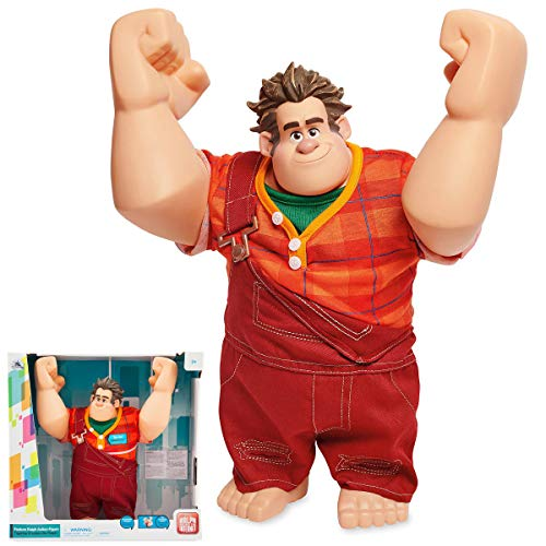 Ralph Breaks The Internet Talking - Fist Pounding Action Figure Doll
