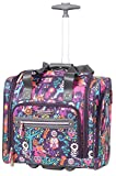Lily Bloom Underseat Teacher Bag on Wheels Review