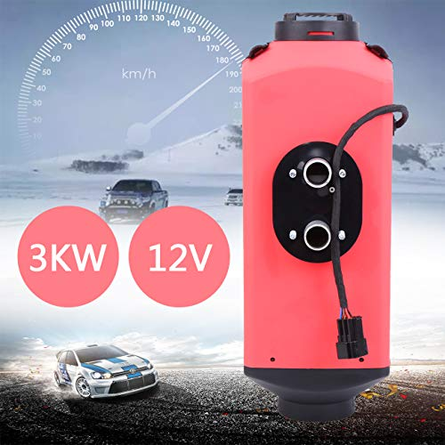 Ambienceo 12V 3KW LCD Schalter Fahrzeug Luft Diesel Heizung Für Autos Lkw Yachten Boote Motor-Homes Bus Air Standheizung