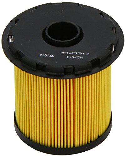 Delphi HDF914 filtro de combustible
