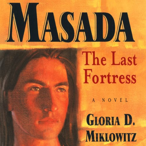 Masada audiobook cover art