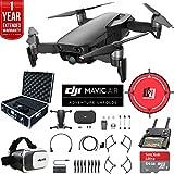 DJI Mavic Air (Onyx Black) Drone Combo 4K Wi-Fi Quadcopter w...