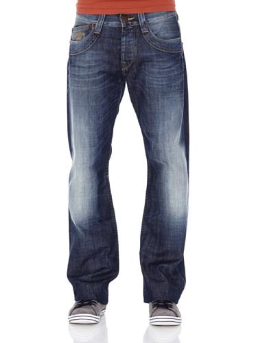 Pepe Jeans London Jeans Rivet dunkelblau W30L34