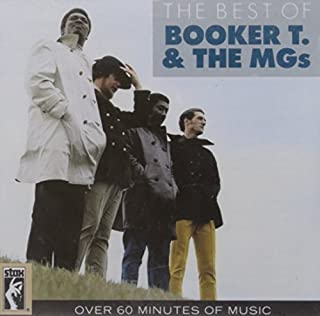 The Best of Booker T. & The MG's by Booker T. & The MG's (1991-07-01)
