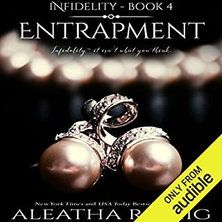 Entrapment                   Written by:                                                                                                                                 Aleatha Romig                               Narrated by:                                                                                                                                 Samantha Prescott,                                                                                        Brian Pallino                      Length: 11 hrs and 58 mins     Not rated yet     Overall 0.0