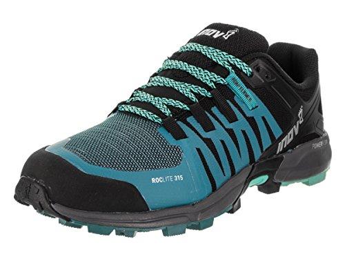 Inov-8 Women's Roclite 315 Teal/Black Running Shoe 9.5 Women US